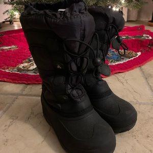 Kids Kamik snow boots